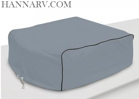 Classic Accessories 80-071 Gray A/C Cover For Penguin/Polaris